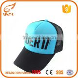 Custom 5 panel neon snapback hat cheap print trucker mesh caps for sale                                                                                                         Supplier's Choice