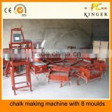 gypsum powder chalk making machine with low price and high quality