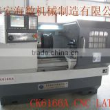 Taian Haishu CK6166Ashandong wheel hub repair cnc lathe machine with digitizer probe system