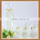 China manufacturer 800ml hot and cold drinking glass water dispenser