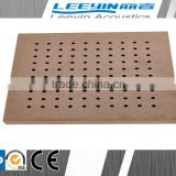 New products 2015 technology fireproof wood veneer surfboard for auditorium