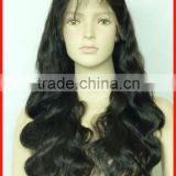 Pretty Body Wave Hair Wig Synthetic Wigs For Black Women Japanese Fiber Hair Heat Resistant Fiber Wig