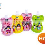baby food innovative packaging bag with spout