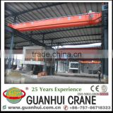 light duty double girder hoist outdoor electric crane
