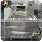 TSAUTOP Customizable Automatic water transfer printing equipment with film flowing and activator sprayer