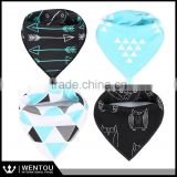 Wholesale Cotton Baby Drool Bibs