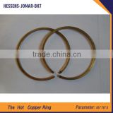 Low Price copper ring gasket flat ring gasket ring joint gasket &85 85*78*3 mm
