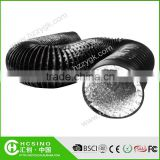 Compined PVC flexible air dusting PVC flexible air duct for hydroponics