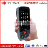 protable handheld pda parking ticket machine nfc reader android pos