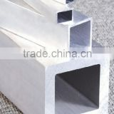 High quality diameter 8mm - 500mm Aluminum square tube 6061 6063 2024 5056 5052 NC5 7075