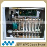Mix control center with pump for radiant heating system, with wiring box, good care of your underfloor heating system