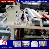 China best price Pvc laminated gypsum board machinery/pvc laminated gypsum tiles production line