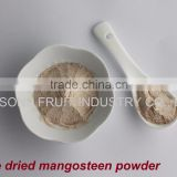Freeze Dried Mangosteen Meat powder from Thailand certified HACCP, ISO 22000 , GMP, HALAL and KOSHER