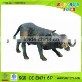 wild animal,toys animal. pvc buffalo-TE15070418