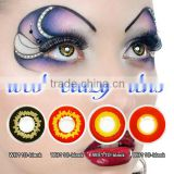 halloween color contact lens/crazy contact lenses/cosplay contacts/cheap eye color contact/blue eyes