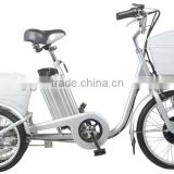 household electric cargo bike for delivery