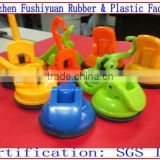 47 58mm vacuum drawing strong super market silicone rubber suction cup sucker with Household suction cup products