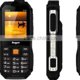 industrial use GPS Navigation 3G android rugged explosion proof under water Cell Phone S500