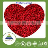 cGMP Manufacturer Supply Natural Food Grade Goji Berry Extract Powder Polysaccharides with Kosher KS-28