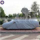 Hot sell ! Car accessories Non-Woven Fabric car full cover/Waterproof Polyester Car body cover
