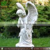 Theme Park Fantastic Artificial Life Size Angel Statue