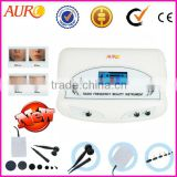 Guangzhou Factory price Monopolar RF facial beauty equipment RF skin tag remover skin rejuvenation machine Au-23E