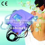 CE TUV approved ipl cooling rf beauty machine with cavitation vacuum weight loss function