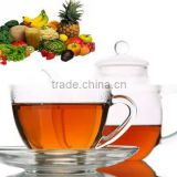 Flavoured tea bag & Fruit tea bag