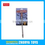 Zhorya creepy bloody hook Halloween party tool with tie/fixed on card packing scary party accessories bloody hook