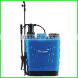 12 AH battery knapasack sprayer backpack PP tank power sprayer