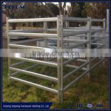 Hepeng 1.6*2.1m Used Corral Panels / Horse Fence Panels / Galvanized livestock metal fence
