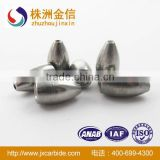 Cemented carbide tungsten bullet weights fishing sinkers
