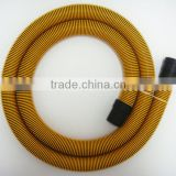 38mm yellow vacuum cleaner pipe set