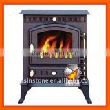 Cast iron Wood Burning Heating Stove free standing stove