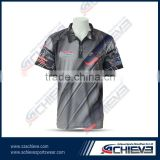 2015 fashion cheap custom men polo t shirt with contrast collar and cuff with embroidered logo blank polo shirt for men