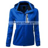 Wholesale Custom Windbreaker Jacket lightweight Polyester Jacket With Hood