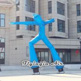 Cheap Blue Advertising Inflatable Sky Air Dancer for Outdoor Show