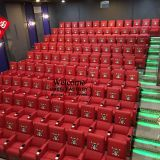 New movie theater sofa projects,fixed back vip cinema sofa