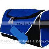 Top sale brown single strap canvas sport gym bag with fashion look