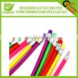 2014 New Arrival Unique Promotion Plastic Flexible Pencil