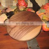 High Quality walnut wood cutting board with Customized logo for cheese
