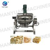factory multifunction sugar boiling pot for candy