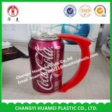 Plastic Coke Water 120z Bottle Handle
