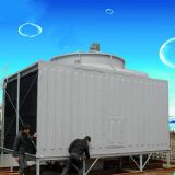 Forced Draft Cooler Mechanical Draft Cooling Tower Closed Loop Mini Rectangular