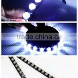 18LED White Waterproof Car Daytime Running Light