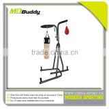 Heavy punching bag stand