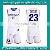 Wholesale Blank Basketball Jerseys/Blank Basketball Uniform Design With Custom Your Team Name