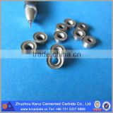 Round carbide turning insert for wood cutter in 8mm diameter and 12mm diameter with TORX headind screws