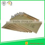 lightweight and postage saving kraft paper kraft paper air bubble envelope kraft paper bag flexo