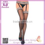Wholesale Leopard Sexy Girls Photo Stockings
